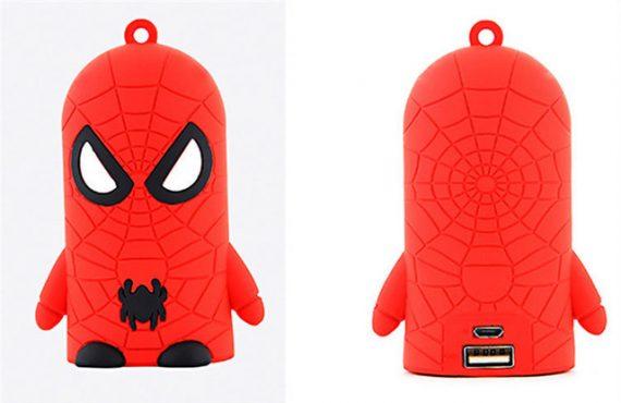 Power Bank Spiderman